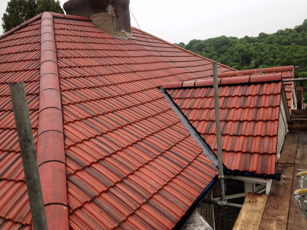 roof being replaced in falkirk