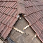 roof repair carried out in falkirk